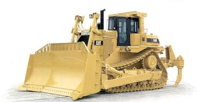 РВД для бульдозера Caterpillar D9R