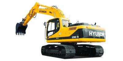 РВД для экскаватора Hyundai R210LC-9