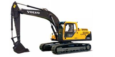 РВД для экскаватора Volvo EC210BLC