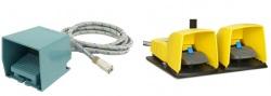 Электрические педали для станков O+P